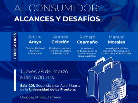 """Seminario """"Reformas a la Ley de Protección al Consumidor: Alcances y Desafíos"""""""