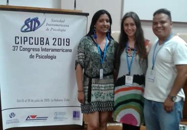 Investigadores CEPEC en Congreso Internacional
